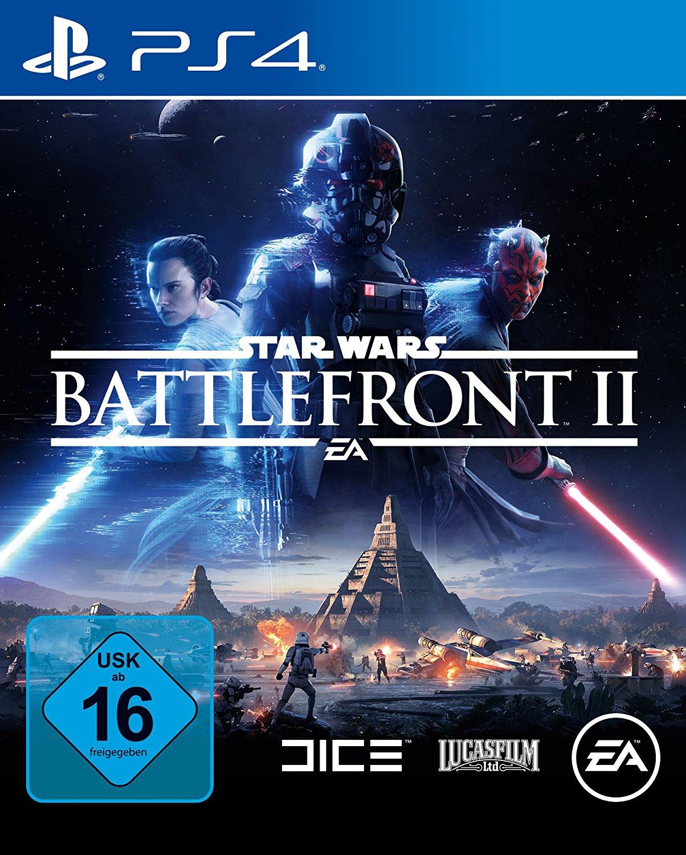 Star Wars Battlefront 2 - Konsolen-Spiele - PlayStation 4 (1034693)