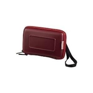 Hama 6,40cm (2.5) HDD Case - Tragetasche für Speicherplatte - Rot (095523)