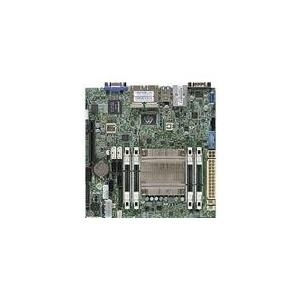Super Micro SUPERMICRO A1SAi-2550F - Motherboard - Mini-ITX - Intel Atom C2550 - USB3.0 - 4 x Gigabit LAN - Onboard-Grafik (MBD-A1SAI-2550F-O)