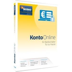 WISO Konto Online Plus 2017 - broschei