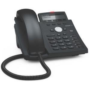 Snom D305 SIP Telefon schwarz (4257)