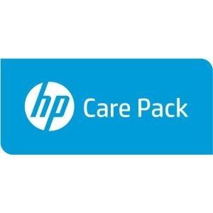 Hewlett-Packard HP Foundation Care Next Business Day Service with Defective Media Retention - Serviceerweiterung - Arbeitszeit und Ersatzteile - 5 Jahre - Vor-Ort - 9x5 - Reaktionszeit: am nächsten Arbeitstag - für HP P2000, Modular Smart Array 2000,