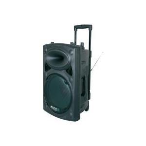 Lautsprecher - Ibiza Sound PORT15VHF N Eingebaut 35 20000 Hz Verkabelt Kabellos Mono Schwarz Universal (PORT15VHF Bluetooth)  - Onlineshop JACOB Elektronik