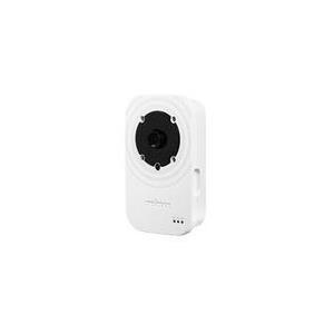 Edimax IC-3116W - Netzwerk-Überwachungskamera - Farbe (Tag&Nacht) - 1,3 MP - 1280 x 720 - drahtlos - Wi-Fi - 10/100 - AVI, MJPEG - DC 12 V (IC-3116W)