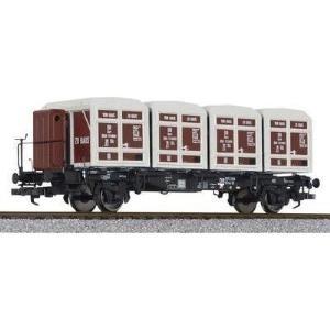 Liliput L235140 H0 Behältertragwagen der DB Behälter Ekrt 231 (L235140) jetztbilligerkaufen