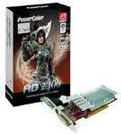 Grafikkarten - PowerColor HD 2400 PRO Grafikkarten Radeon HD 2400PRO 256 MB DDR2 PCI  - Onlineshop JACOB Elektronik