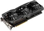 ASUS ROG-STRIX-RX590-8G-GAMING - Grafikkarten - Radeon RX 590 - 8GB GDDR5 - PCIe 3.0 x16 - DVI, 2 x HDMI, 2 x DisplayPort (90YV0CF0-M0NA00)