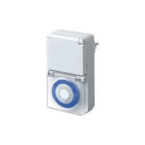 brennenstuhl Tageszeitschaltuhr MMZ 44, IP44, w...