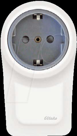 ELTAKO TF100P-230V - Zwischenstecker, Repeater EnOcean (TF100R-230V)