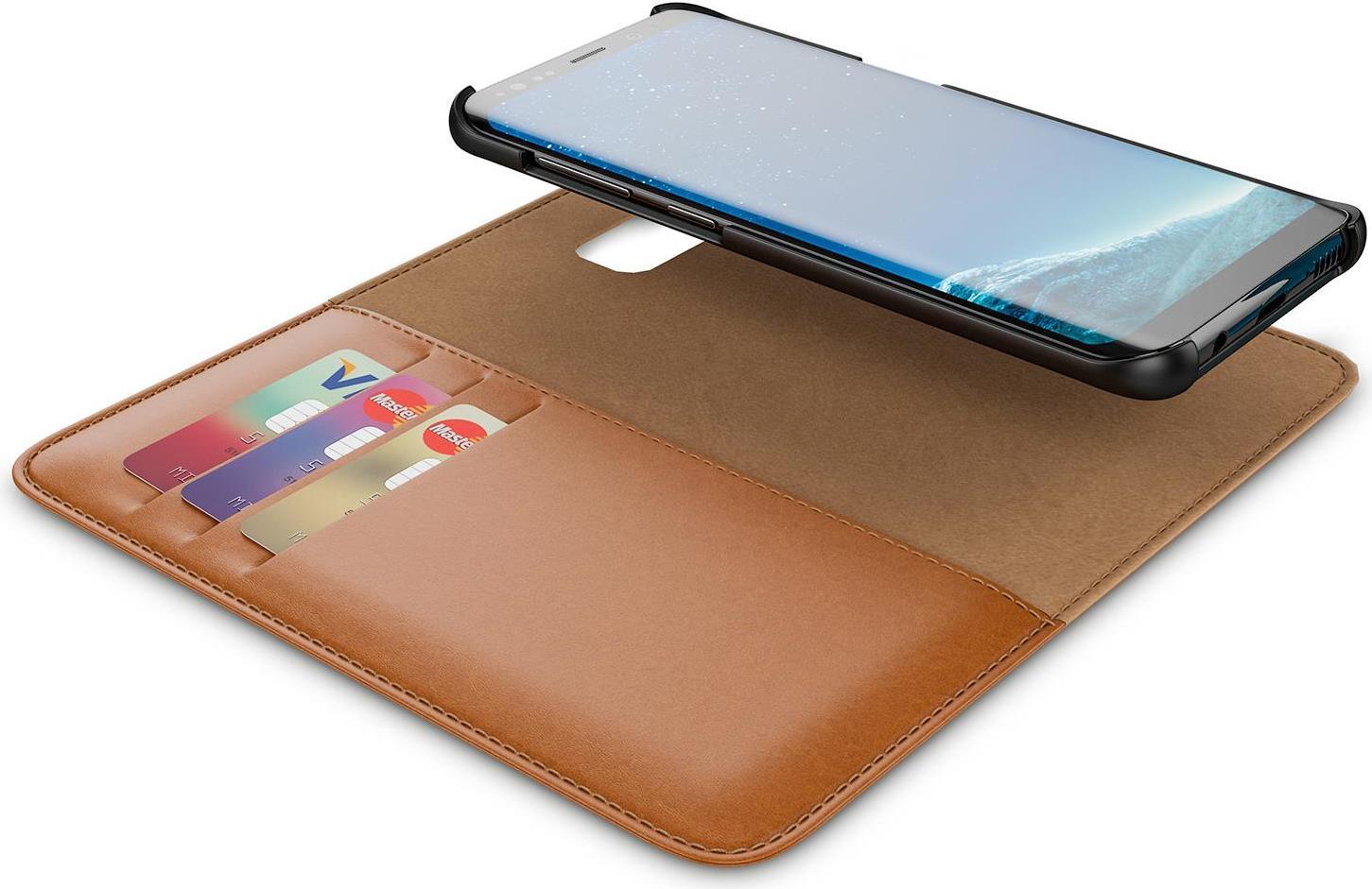 BeHello 2 in1 - Flip-Hülle für Mobiltelefon - b...