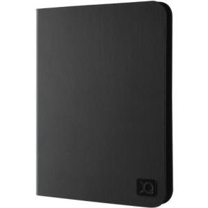 Xqisit Seine Universal Case - Flip-Hülle für Tablet - Schwarz - für Apple iPad Air, Google Nexus 10, Samsung Galaxy Note 10.1, Tab 2, Tab 3, Tab 4, TabPRO