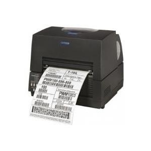 Citizen CL-S6621 - Etikettendrucker monochrom direkt thermisch/Thermoübertragung Rolle (17,8 cm) 203 dpi bis zu 150 mm/Sek. parallel, USB 2.0, seriell (1000836P) jetztbilligerkaufen