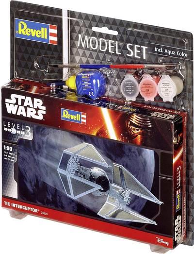 Revell Model Set TIE Interceptor - 1:90 - Monta...