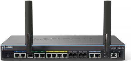 LANCOM 1906VA-4G - Router - ISDN/WWAN/DSL - 4-P...