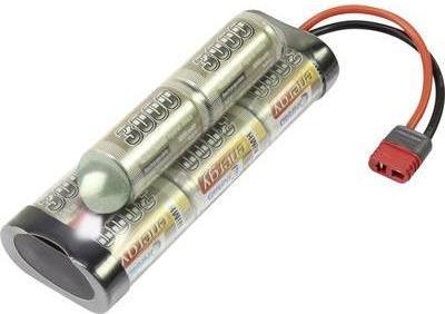 Conrad energy Modellbau-Akkupack (NiMh) 9.6 V 3...