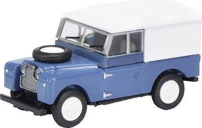 Schuco Land Rover 88 Vormontiert Oldtimer-Model...