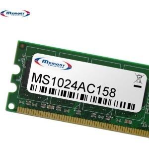 MemorySolutioN - DDR 1 GB SO DIMM 200-PIN 333 MHz / PC2700 ungepuffert nicht-ECC für Acer Aspire 1680, 1681, 1682, 1683, 1684, 1685, 1689 (91.49V29.004) - broschei