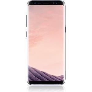 Smartphones, Handys - Samsung Galaxy S8 SM G950F Smartphone 4G LTE 64 GB microSDXC slot TD SCDMA UMTS GSM 5.8' 2960 x 1440 Pixel (570 ppi (Pixel pro' )) Super AMOLED RAM 4 GB 12 MP (8 MP Vorderkamera) Android Orchidee grau  - Onlineshop JACOB Elektronik