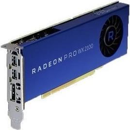 DELL 490-BDZU Grafikkarte Radeon Pro WX 2100 2 GB GDDR5 (490-BDZU)