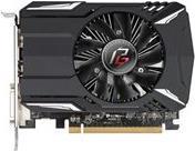 ASRock Phantom Gaming Radeon RX550 2G - Grafikkarten - Radeon RX 550 - 2GB GDDR5 - PCIe 3.0 x16 - DVI, HDMI, DisplayPort (90-GA0500-00UANF)