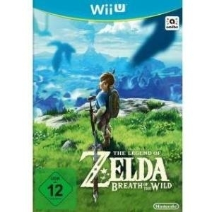 Computerspiele, Konsolenspiele - Nintendo Wii U The Legend of Zelda Breath of the Wild (2329040)  - Onlineshop JACOB Elektronik