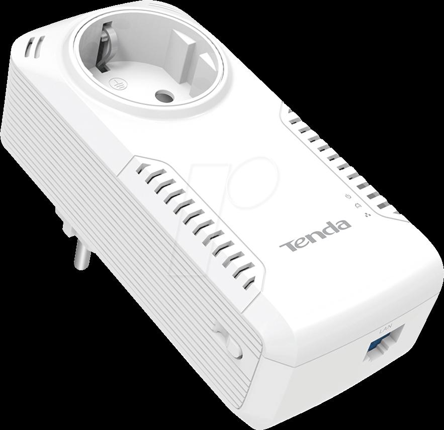 Powerline P1001P KIT AV1000-Gigabit-Powerline-Adapter - Stromnetz (Powerline) - 1 Gbps (415315)