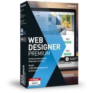 Magix Web Designer 12 Premium - - 1280 x 600px ...