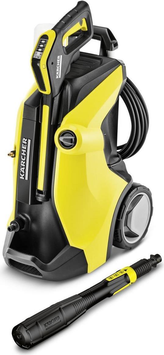 Reinigung, Pflege - Kärcher K 7 Premium Full Control Plus Senkrecht Elektro 600l h 3000W Schwarz Gelb Hochdruckreiniger (1.317 130.0)  - Onlineshop JACOB Elektronik