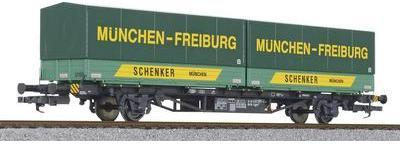 Liliput L235220 H0 Containertragwagen der DB Schenker (L235220) jetztbilligerkaufen