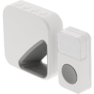 König SAS-WDB202 Wireless door bell kit Grau - Weiß Türklingel Kit (SAS-WDB202)