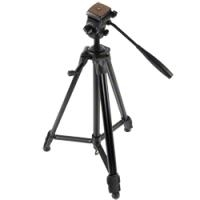 Stative, Ständer - walimex FW 3950 Semi Pro Stativ mit Neiger, 155cm (17144)  - Onlineshop JACOB Elektronik