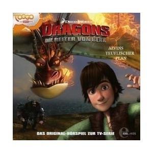 Dragons - Die Reiter Von Berk (5)Original Hsp Z.Tv-Serie-Alvins Teuflischer Plan (CD) jetztbilligerkaufen