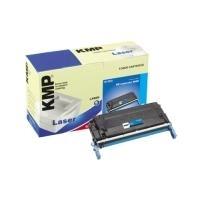 KMP - Tonerpatrone (ersetzt HP C9721A) - 1 x Cyan - 8000 Seiten - für HP Color LaserJet 4600, 4600dn, 4600dtn, 4600hdn, 4600n (1110,0003)