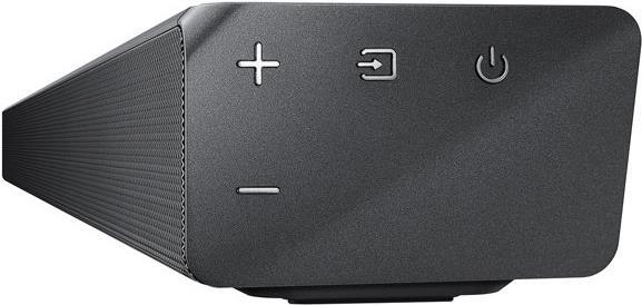 Heimkino Systeme - Samsung HW N550 Soundleistensystem für Heimkino 3.1 Kanal kabellos Bluetooth 340 Watt (Gesamt) Schwarz (HW N550 ZG)  - Onlineshop JACOB Elektronik