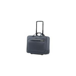 Computertaschen - Samsonite Vectura Office Case with Wheels Notebook Tasche 39.6 cm (15.6') sea gray  - Onlineshop JACOB Elektronik