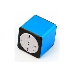 CD, MP3 Player - Technaxx MusicMan Mini Style MP3 Player TX 52 Digitalplayer Blau (4555)  - Onlineshop JACOB Elektronik