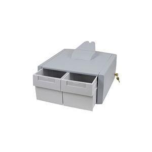 Ergotron StyleView Primary Double Tall - Montagekomponente (2 drawers module) verriegelbar medizinisch Grau, weiß am Wagen montierbar (97-990) jetztbilligerkaufen