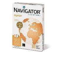 NAVIGATOR Papier NOR080 4f-gel A4 VE500 (NOR080)