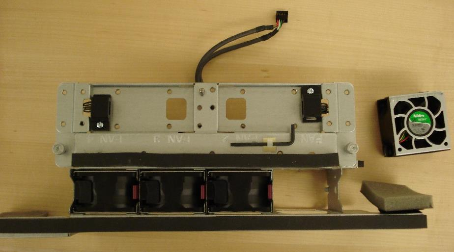 HPE - Hot-Plug Lüftermodul - für ProLiant DL380 G5