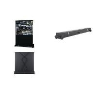 MEDIUM Leinwand MW MovieLux Mobil, 1550 x 1550 ...