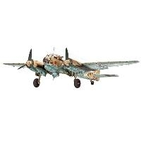 Revell Junkers Ju88 A-4 with bombs - 1:32 - Ass...