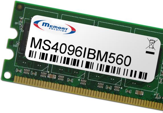 44T1483 4GB PC3-10600 DDR3 1333MHz Memory IBM X3400 M2 7836 X3500 X3550 X3650 M2