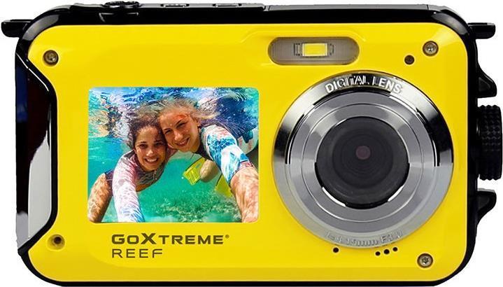 Action, Outdoorkameras - Easypix GoXtreme Reef Actionsport Kamera Full HD 24 MP 130 g (20150)  - Onlineshop JACOB Elektronik