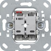 GIRA 0126 00 Lichtschalter Grau (012600)