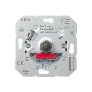 GIRA Einsatz Dimmer Standard 55, E2, Event Klar, Event, Opak, Esprit, ClassiX, System 55 22620 jetztbilligerkaufen