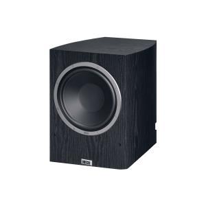 Lautsprecher - Heco Victa Prime Sub 252 A Aktiv 22 200 Hz 50 200 Hz Schwarz (1345890)  - Onlineshop JACOB Elektronik