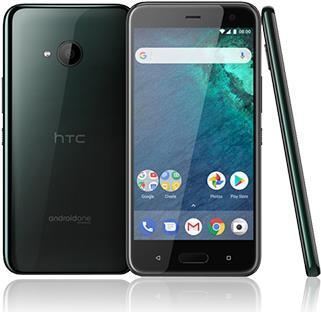 HTC U11 LIFE BRILLIANT BLACK . IN (99HAMV009-00)