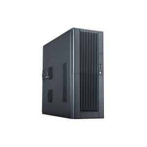 Computergehäuse - Chieftec UNI Series LBX 02B U3 Midi Tower Erweitertes ATX ohne Netzteil (ATX12V 2,3 PS 2) Schwarz USB Audio (LBX 02B U3 OP)  - Onlineshop JACOB Elektronik