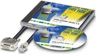 Phoenix Contact Konfigurations-Software PSR-CONF-WIN1.0 Passend für Sensoren: PSR-R jetztbilligerkaufen