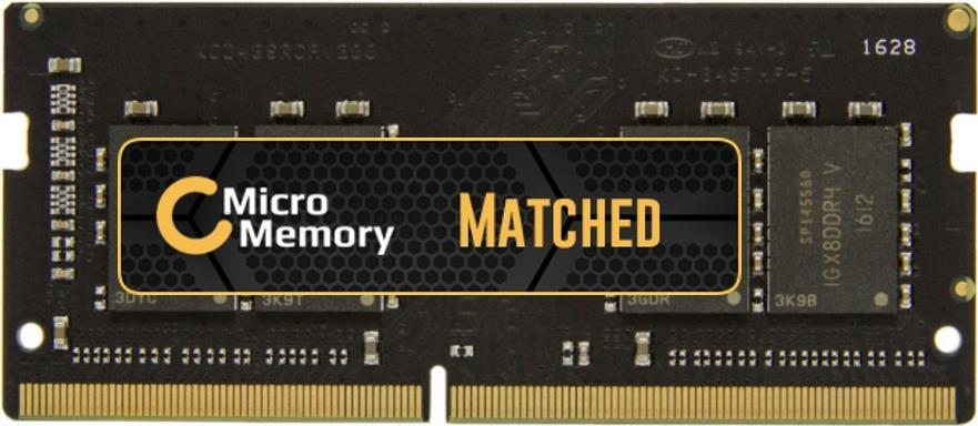 MicroMemory MMXHP-DDR4SD0004 4GB DDR4 2400MHz S...